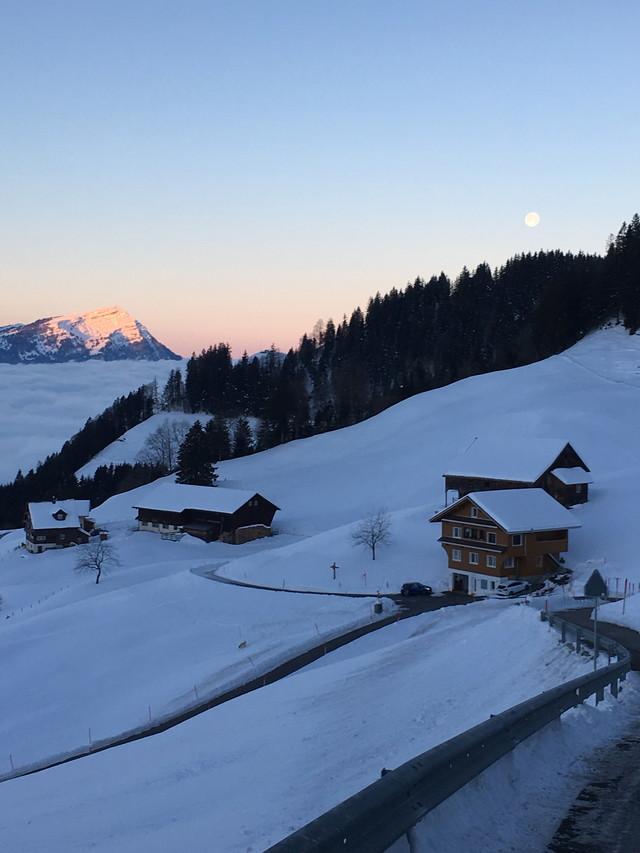 Winterwanderweg Engelstock