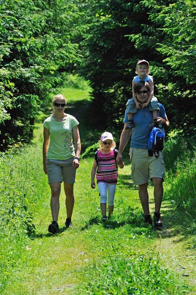 Familie Wandern Raten