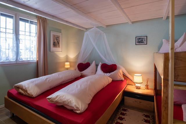 Chalet Engelstock Zimmer